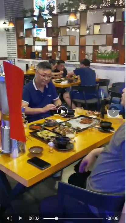 闵行航华航北路十字路口龙虾火锅炒菜店转让市口好实景图片