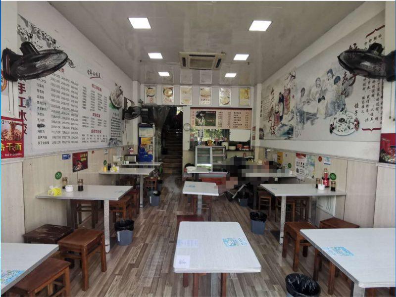 闵行虹桥申长路餐饮小吃面条水饺炒菜烧烤店转让实景图片