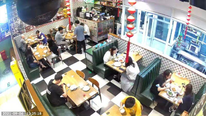 徐汇徐家汇中心天钥桥路餐饮炒菜烧腊小吃店出租实景图片